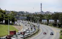 FILE: Traffic congestion on the M1 in Johannesburg. Picture: Supplied.