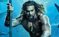 A poster for 'Aquaman'. Picture: Supplied