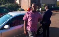 MDC national organiser Amos Chibaya. Picture: @mdczimbabwe/Twitter
