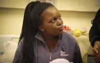 Mom of four, Inga Mafenuka. Picture: Cindy Archillies/EWN