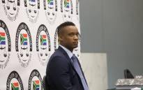 Duduzane Zuma at the Zondo commission of inquiry into state capture on 10 October 2019. Picture: Kayleen Morgan/EWN