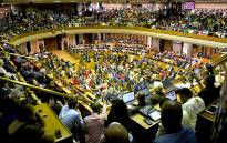 Parliamentarians listen to President Cyril Ramaphosa's State of the Nation Address on 13 February 2020. Picture: GCIS