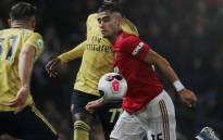 Manchester United vs Arsenal on 30 September 2019. Picture: @ManUtd/Twitter.
