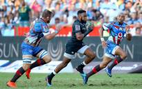 The Bulls beat the Sharks in an error-riddled Super Rugby showdown. Picture: @SuperRugby/Twitter.