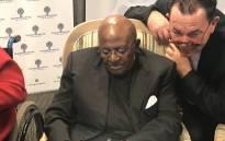 FILE: Archbishop Emeritus Desmond Tutu pictured at the 7th Annual Desmond Tutu International Peace Lecture on 9 October 2017. Picture: Kevin Brandt/EWN