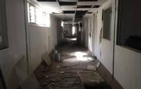 FILE: The abandoned Kempton Park Hospital. Picture: Christa Eybers/EWN.