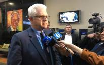 FILE: Acting Western Cape premier Alan Winde at a DA briefing on 19 September 2018. Picture: Cindy Archillies/EWN