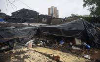 The torrential rains were the second heaviest to fall on the city in more than a decade. Picture: AFP.