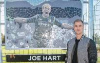 Former Manchester City goalkeeper Joe Hart. Picture: @ManCity/Twitter