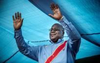Felix Tshisekedi. Picture: AFP