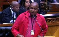 FILE: EFF chief whip Floyd Shivambu. Picture: Supplied