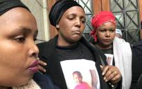 Family members of slain Iyapha Yamile at the Western Cape High Court on 29 August 2018. Picture: Lauren Isaacs/EWN