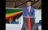 Zimbabwean government spokesman Nick Mangwana. Picture: @nickmangwana/Twitter.