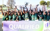 Springbok Women's team. Picture: Gallo Images.