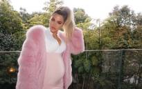 FILE: 'Keeping Up With the Kardashians' star Khloe Kardashian has given birth to a baby girl. Picture: @khloekardashian/Instagram