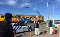 Police are investigating a case of culpable homicide after a boy and his friend were struck by a train in Retreat, Cape Town on 22 June 2016. Picture: Natalie Malgas/EWN.