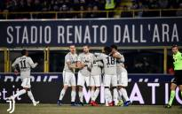 Juventus took the first step towards a record fifth consecutive Coppa Italia triumph with a 2-0 win. Picture: Twitter @juventusfc.