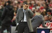 FILE: Barcelona coach Ernesto Valverde looks on during the UEFA Champions League semifinal second leg match against Liverpool at Anfield in Liverpool, England on 7 May 2019. Picture: AFP