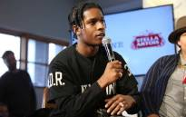 American rapper ASAP Rocky. Picture: AFP