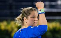 Former world No.1 Kim Clijsters. Picture: @WTA/Twitter