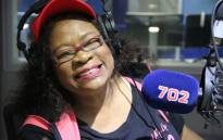 Actress Lillian Dube. Picture: 702