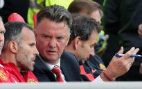 Manchester United manager Louis van Gaal and his assistant Ryan Giggs. Picture: Official Manchester United Facebook page.