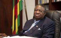 Zimbabwe's former vice president Phelekezela Mphoko. Picture: Facebook.