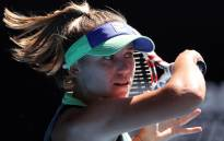 FILE: Sofia Kenin cruises to the Australian Open final after beating Ashleigh Barty on 30 January 2020. Picture: @AustralianOpen/twitter.