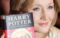 Author of the Harry Potter book series, JK Rowling. Picture: AFP