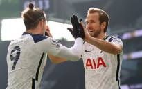 Gareth Bale maintained his recent revival with a man-of-the-match performance in the north London sunshine. Picture: Twitter @SpursOfficial
