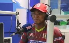 Lungi Ngidi, Proteas bowler. Picture: Refilwe Pitjeng/EWN.