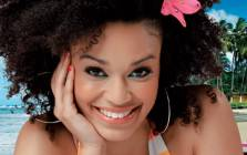Actress Pearl Thusi. Picture: Official Pearl Thusi Facebook page.