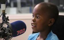 Sibahle Zwane. Picture: Talk Radio 702.