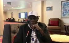 Zimbabwean musician Oliver Mtukudz. Picture: Katleho Sekhotho/EWN.