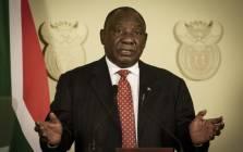President Cyril Ramaphosa. Picture: Sethembiso Zulu/EWN.