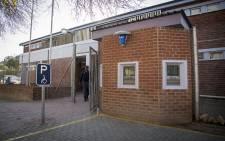 The Beaufort West police station. Picture: Aletta Harrison/EWN