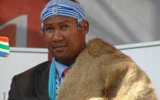 Chief Mandla Mandela. Picture:EWN