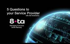 5 questions to your service provider.