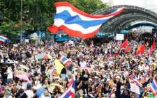 FILE: Thailand's four-month political crisis looks no closer to a solution. Picture: AFP.
