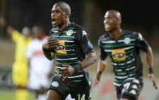 FILE: Bloemfontein Celtic striker and the PSL's current joint top goal scorer Lerato Lamola. Picture: Bloemfontein Celtic official Facebook page.