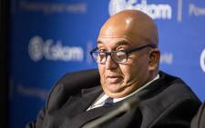 Eskom board member Pat Naidoo at a media briefing at the power utility's head office in Johannesburg on 4 November 2016. Picture: Reinart Toerien/EWN.