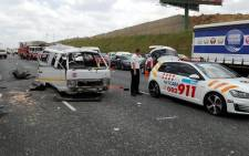 FILE: Picture: @Netcare911_SA.