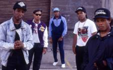 N.W.A was an American hip hop group from Los Angeles. Picture: N.W.A. Facebook page.