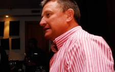 Gavin Hunt at the South African Football Association's meeting on 23 October 2009. Taurai Maduna/ Eyewitness News.