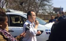 FILE: Joburg's Public Safety MMC Michael Sun. Picture: EWN