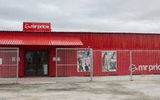 The new look Mr Price container store to be rolled out in townships. Picture: Mr Price.