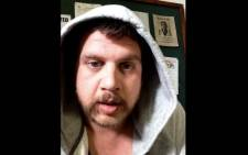 Jack Parow recorded a video from jail after being arrested on charges of public disturbance near Oppikoppi site Northam.  Picture: Facebook