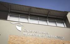 The Cape Peninsula University of Technology. Picture: Cindy Archillies/EWN