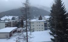 Davos in Switzerland. Picture: Stephen Grootes/EWN.
