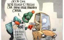 eTolls Highway Robbery